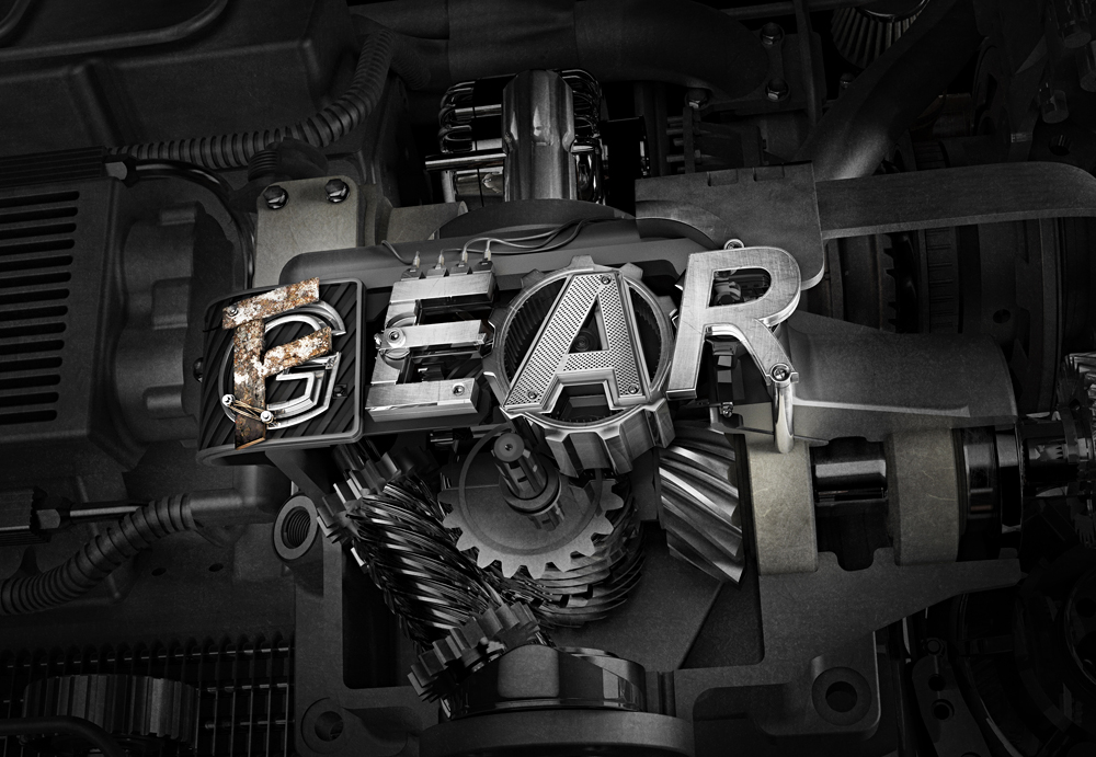 Mercedes : Gear/Fear