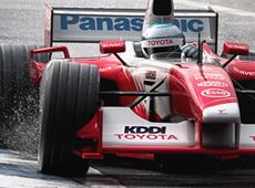 F1 2003 Toyota