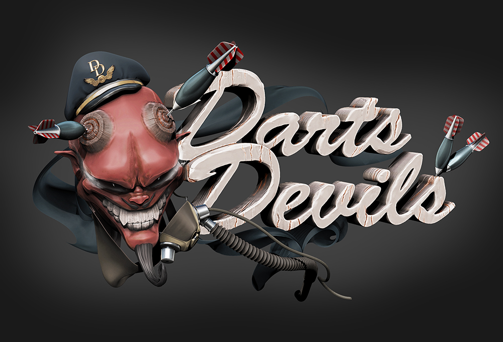 DartsDevils Logo